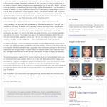 Forex Peace Army Analyzes Stock Liquidity Points for Dayton Business Journal