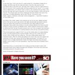 Forex Peace Army Analyzes Stock Liquidity Points for KFDA CBS-10 (Amarillo, TX)