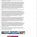 Forex Peace Army Analyzes Stock Liquidity Points for KSWO-TV ABC-7 (Lawton, OK)