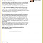 Forex Peace Army Analyzes Stock Liquidity Points for KSWT-TV CBS-13 (Yuma, AZ)