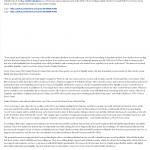 Forex Peace Army Analyzes Stock Liquidity Points for Santa Cruz Sentinel (Santa Cruz, CA)