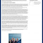 Forex Peace Army Analyzes Stock Liquidity Points for WJRT-TV ABC-12 (Flint, MI)