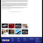 Forex Peace Army Analyzes Stock Liquidity Points for WLAX-TV FOX-25/48 (LaCrosse, WI)