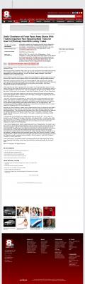 Dmitri Chavkerov -  KAIT ABC-8 (Jonesboro, AR) - Effectively Dealing With Losing Trades Discussion