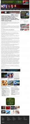 Dmitri Chavkerov -  KFDA CBS-10 (Amarillo, TX) - Effectively Dealing With Losing Trades Discussion