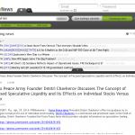 Forex Peace Army Analyzes Stock Liquidity Points for AlipesNews