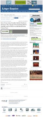 Forex Peace Army -  Columbus Ledger-Enquirer (Columbus, GA) - Stock Liquidity Discussion