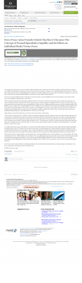 Forex Peace Army -  FinancialContent - PR Newswire - Stock Liquidity Discussion
