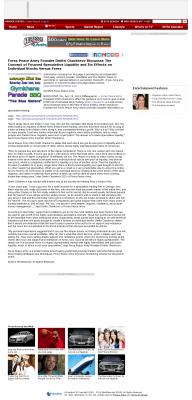 Forex Peace Army -  KDUH-TV ABC-3 (Scottsbluff, NE) - Stock Liquidity Discussion