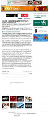 Forex Peace Army -  KFVE MyNetworkTV-5 (Honolulu, HI) - Stock Liquidity Discussion