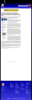 Forex Peace Army -  KFVS CBS-12 (Cape Girardeau, MO) - Stock Liquidity Discussion