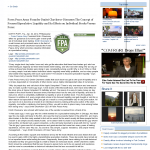 Forex Peace Army Analyzes Stock Liquidity Points for KING-TV NBC-5 (Seattle, WA)