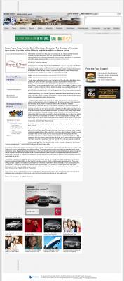 Forex Peace Army -  KLKN ABC-8 (Lincoln, NE) - Stock Liquidity Discussion