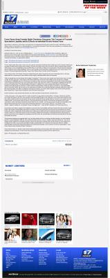 Forex Peace Army -  KOAM-TV CBS-7 (Pittsburg, KS) - Stock Liquidity Discussion