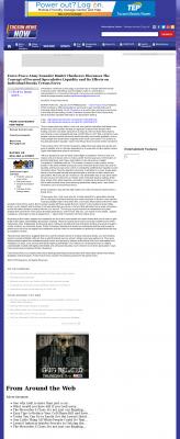 Forex Peace Army -  KOLD CBS-13 (Tucson, AZ) - Stock Liquidity Discussion