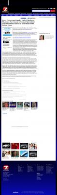 Forex Peace Army -  KPLC NBC-7 (Lake Charles-Lafayette, LA) - Stock Liquidity Discussion