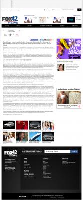 Forex Peace Army -  KPTM-TV FOX-42 (Omaha, NE) - Stock Liquidity Discussion