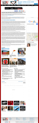 Forex Peace Army -  KVVU-TV FOX-5 (Las Vegas, NV) - Stock Liquidity Discussion