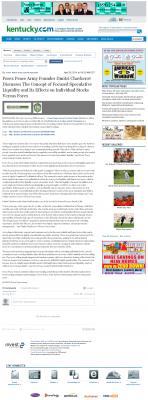 Forex Peace Army -  Lexington Herald-Leader (Lexington, KY) - Stock Liquidity Discussion