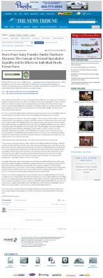 Forex Peace Army -  News Tribune (Tacoma, WA) - Stock Liquidity Discussion