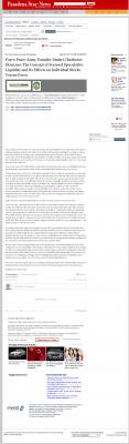 Forex Peace Army -  Pasadena Star-News (Pasadena, CA) - Stock Liquidity Discussion