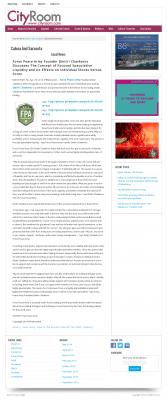 Forex Peace Army -  Sarasota CityRoom [Sarasota, FL] - Stock Liquidity Discussion