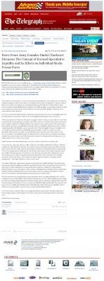 Forex Peace Army -  Telegraph-Macon (Macon, GA) - Stock Liquidity Discussion