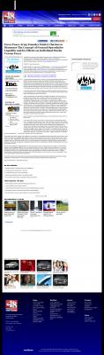 Forex Peace Army -  WAFF NBC-48 (Huntsville, AL) - Stock Liquidity Discussion