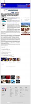 Forex Peace Army -  WALB NBC-10 (Albany, GA) - Stock Liquidity Discussion