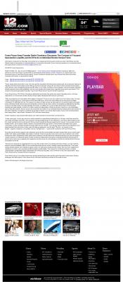 Forex Peace Army -  WBOY-TV NBC-12 (Clarksburg, WV) - Stock Liquidity Discussion