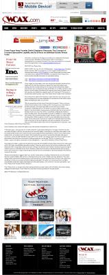 Forex Peace Army -  WCAX CBS-3 (Burlington, VT) - Stock Liquidity Discussion