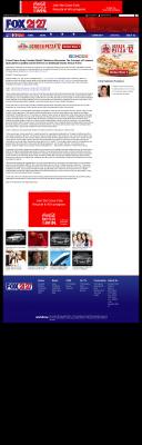 Forex Peace Army -  WFXR-TV FOX-21/27 (Roanoke, VA) - Stock Liquidity Discussion