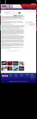 Forex Peace Army -  WLAX-TV FOX-25/48 (LaCrosse, WI) - Stock Liquidity Discussion