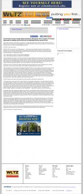 Forex Peace Army -  WLTZ-TV NBC-38 (Columbus, GA) - Stock Liquidity Discussion