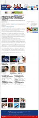 Forex Peace Army -  WMDT-TV ABC-47 /CW-3 (Salisbury, MD) - Stock Liquidity Discussion