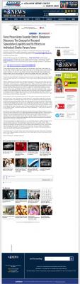 Forex Peace Army -  WRIC ABC-8 (Richmond, VA) - Stock Liquidity Discussion