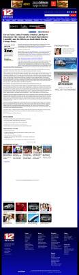 Forex Peace Army -  WSFA NBC-12 (Montgomery, AL) - Stock Liquidity Discussion