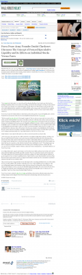 Forex Peace Army -  Wall Street Select - Stock Liquidity Discussion